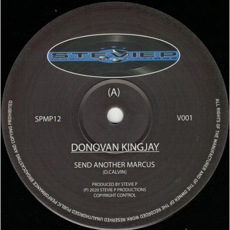 Donovan Kingjay - Send Another Marcus