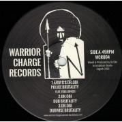 Anja G & Dr.Obi feat Yogi Lonich - Police Brutality