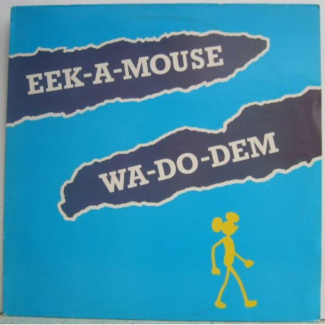 Eek-A-Mouse - Wa-Do-Dem LP