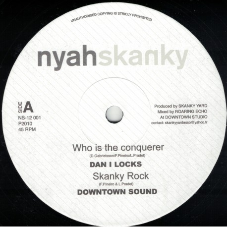 Dan I Locks - Who Is The Conquerer