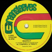 Al Campbell & Trinity - Respect