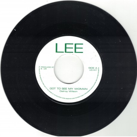 Delroy Wilson - Got To See My Woman