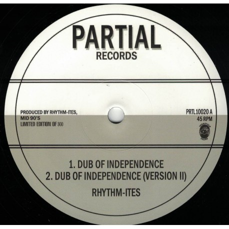 Rhythm-Ites - Dub Of Independence