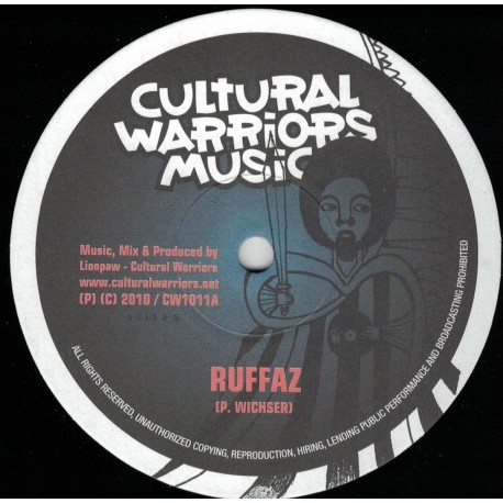 Cultural Warriors Music - Raffaz