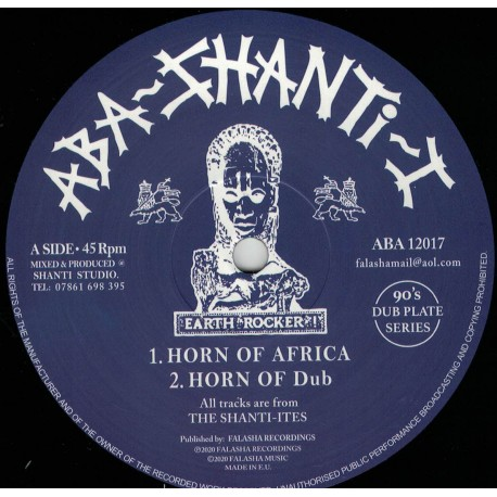 The Shanti-Ites - Horn Of Africa
