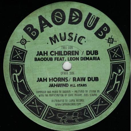 Baodub feat. Leon Demaria - Jah Children