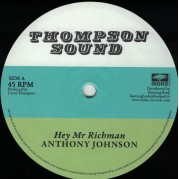 Anthony Johnson - Hey Mr Richman