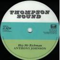 Anthony Johnson - Hey Mr Richman