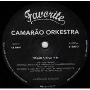 Camarao Orckestra - Nacao Africa