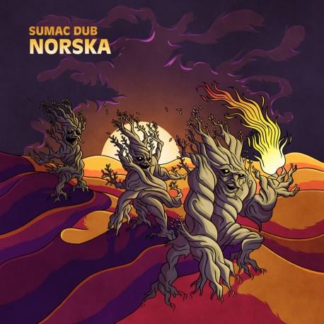 Sumac Dub - Norska 2LP