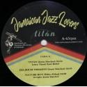 Jamaican Jazz Lovers - Titàn LP