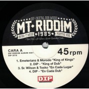 Dip - Digital Dub Music - Mt Riddim LP