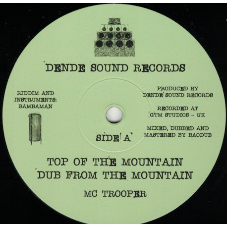 Mc Trooper - Top Of The Mountain