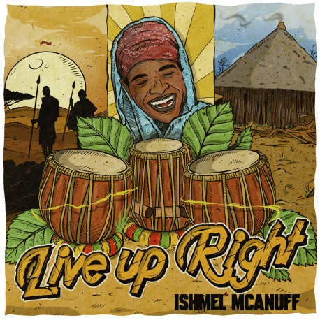 Winston McAnuff ft Roots Chefs - Live Up Right