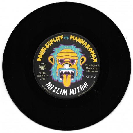 Double Spliff Ft. Mannaroman – Mi Slim Mi Thin