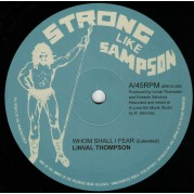 Linval Thompson - Whom Shall I Fear