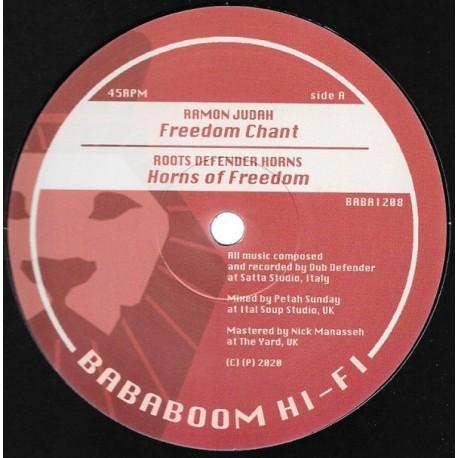 Ramon Judah - Freedom Chant