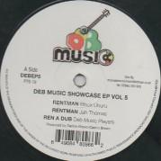 Black Uhuru - Rentman (Deb Music Showcase EP vol.5)
