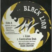 Black Lion meets Mark Iration - Lion