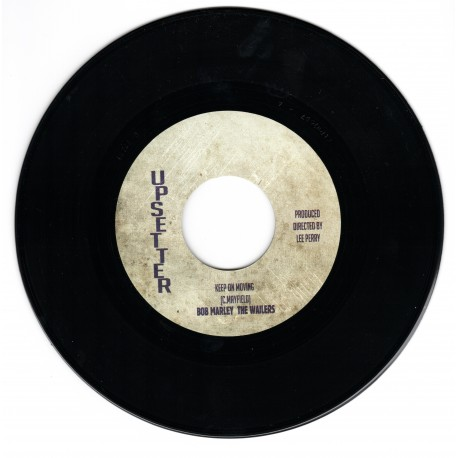 Bob Marley & The Wailers - Keep on Moving