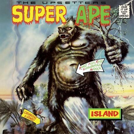 Scratch & The Upsetters - Super Ape LP