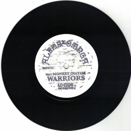 Alpha & Omega ft. Monkey Jhayam - Warriors