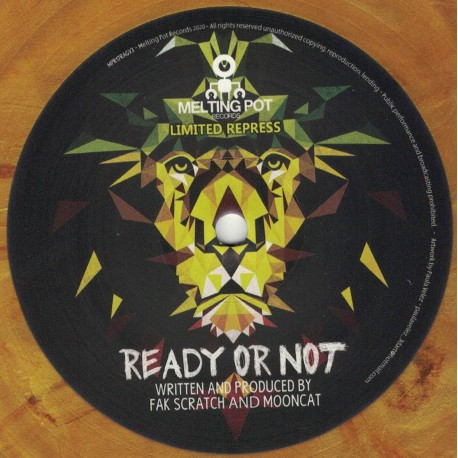 Fak Scratch And Mooncat - Ready Or Not