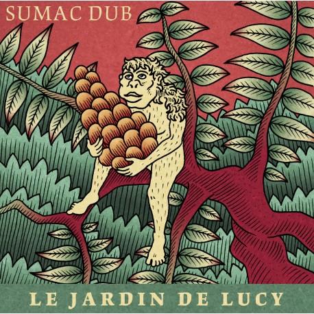 Sumac Dub - Le Jardin De Lucy 2LP