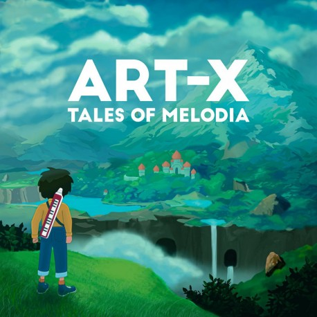 Art-X - Tales Of Melodia LP