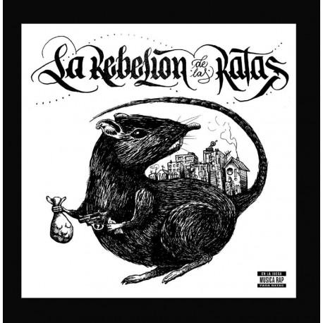 Largo - La Rebelion De Las Ratas LP