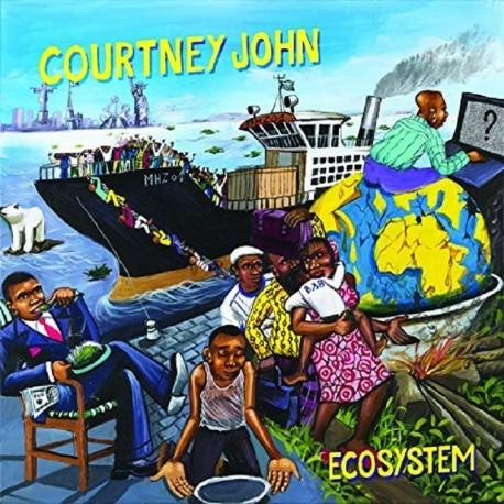 Courtney John - Ecosystem LP