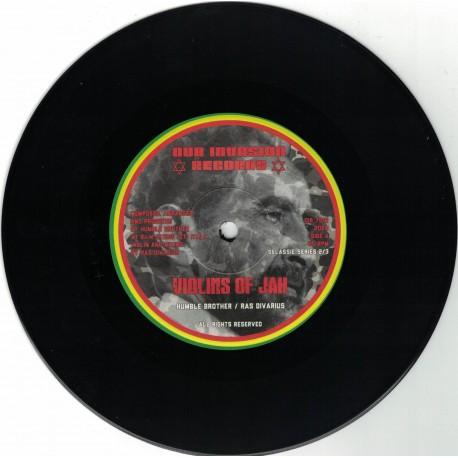 Humble Brother & Ras Divarius - Violins Of Jah