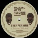 Stepper' One feat. Guru Pope - Lost Temple