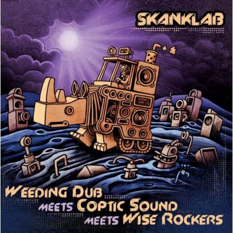 Skank Lab Vol.10 - Weeding Dub meets Coptic Sound meets Wise Rockers