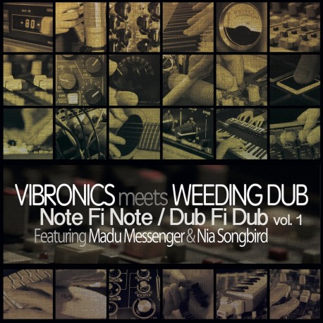 Vibronics meets Weeding Dub - Note Fi Note