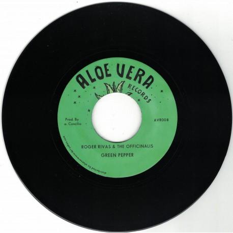 Roger Rivas & The Officinalis - Green Pepper