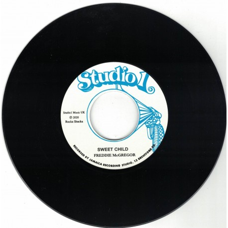 Freddie McGregor - Sweet Child