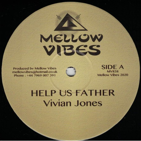 Vivian Jones - Help Us Father