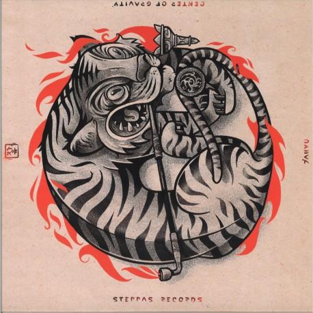 Jahyu - Centre Of Gravity LP