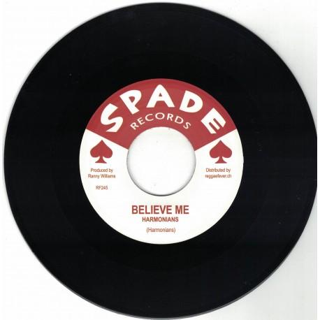 Harmonians - Believe Me