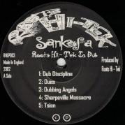 Roots Hi-Tek In Dub - Sankofa LP