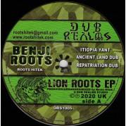 Benji Roots & Roots Hi-Tek - Lion Roots EP