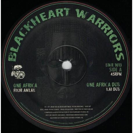 Fikir Amlak meets Kai Dub - One Africa