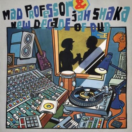 Mad Professor & Jah Shaka - New Decade Of Dub LP