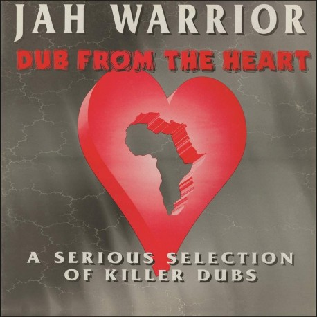 Jah Warrior - Dub From The Heart LP