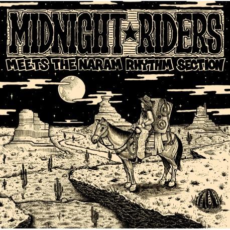 Midnight Riders meets The Naram Rhythm Section LP