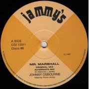 Johnny Osbourne - Mr. Marshall