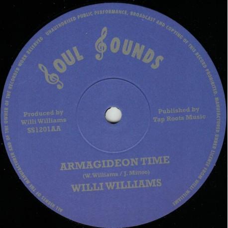 Willi Williams - Armagideon Time