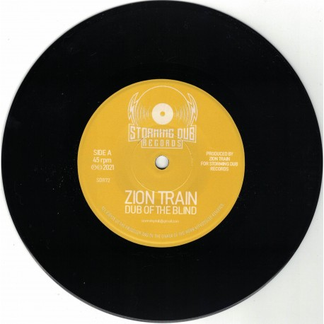 Zion Train - Dub Of The Blind