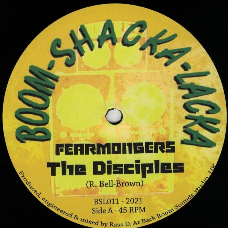 The Disciples - Fearmongers